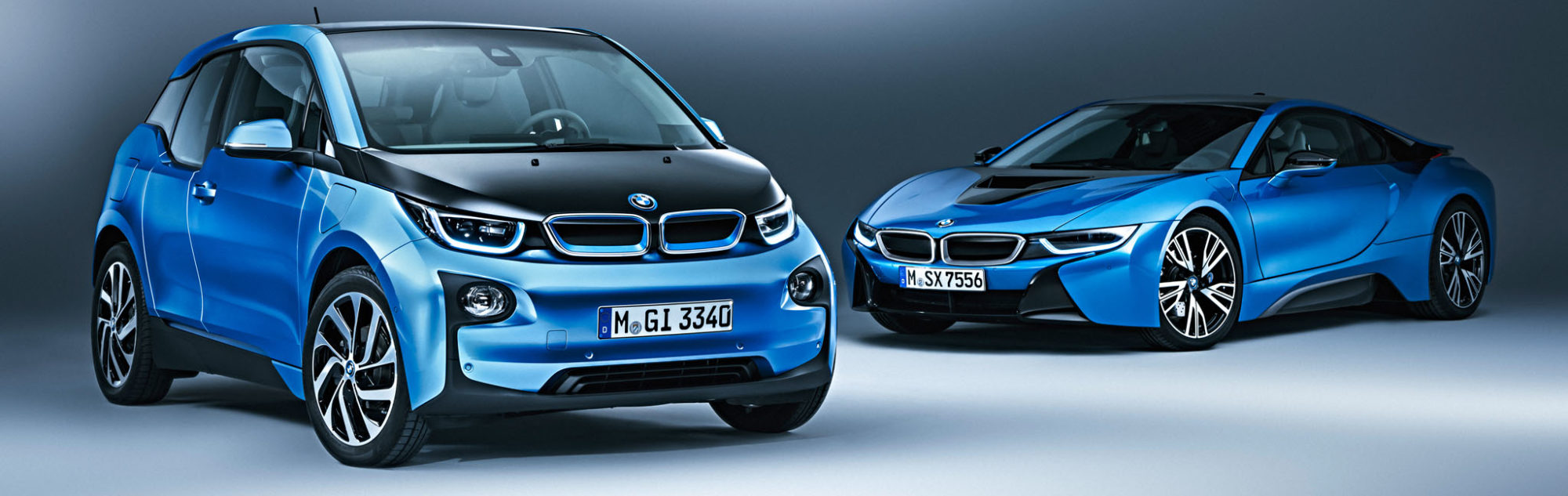 BMW i – hybrid and electric BMWs
